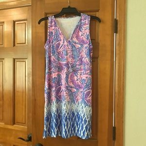 Lilly Pulitzer Dress or Swim Cover - Later Gator